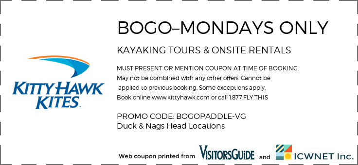 BOGO–MONDAYS ONLY