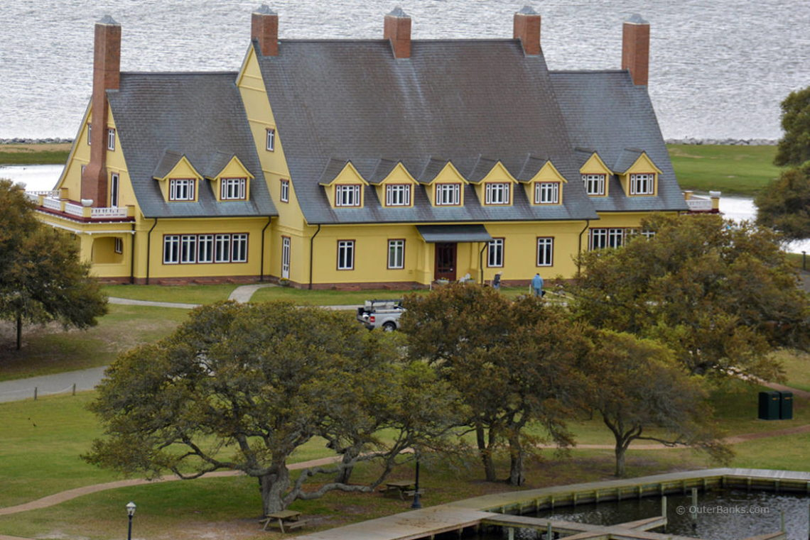 The Whalehead Club Historic House Museum