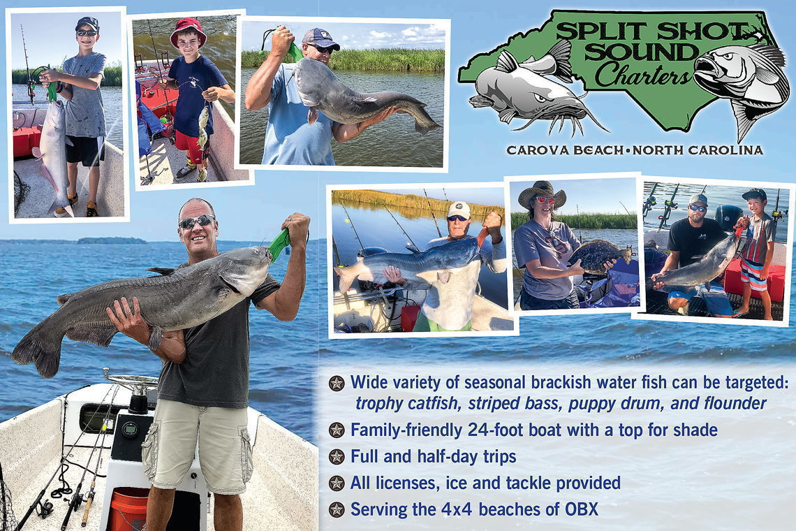 Split Shot Sound Charters
