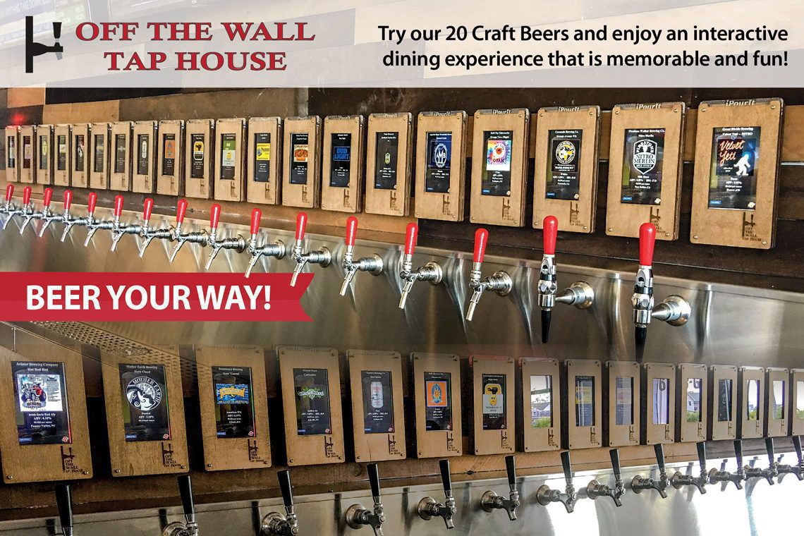 Off The Wall Taphouse