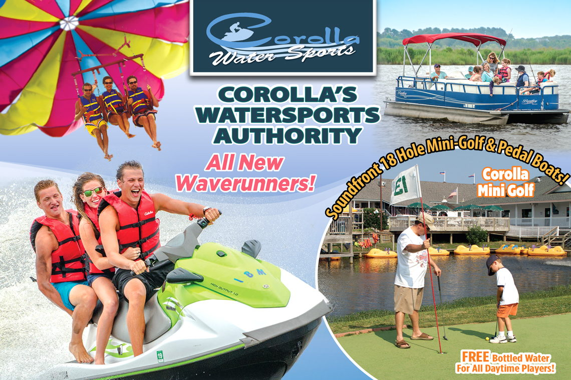Corolla Watersports